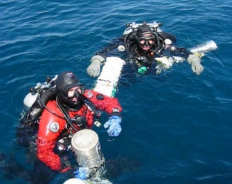 Diver Safety and Training